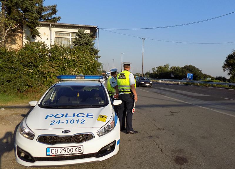 Обязательные требования на дорогах Болгарии