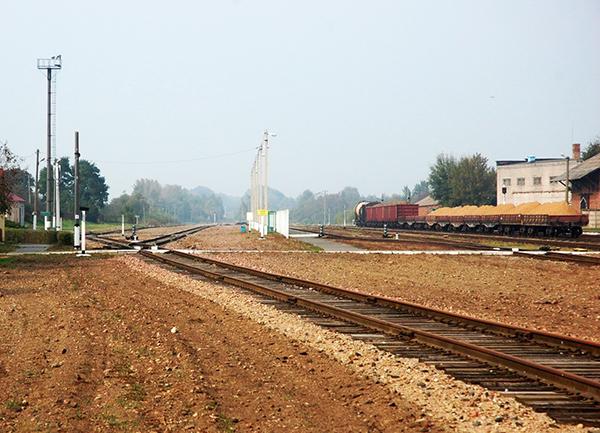 Железнодорожный погранпереход возобновит движение