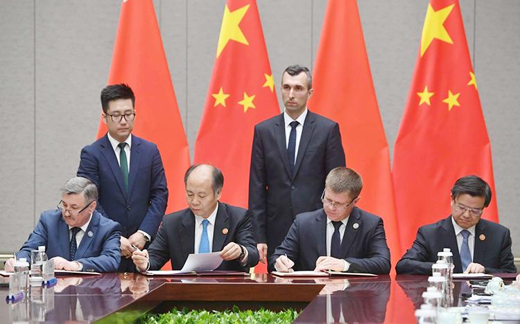 Беларусь и Китай взаимно признают статус УЭО