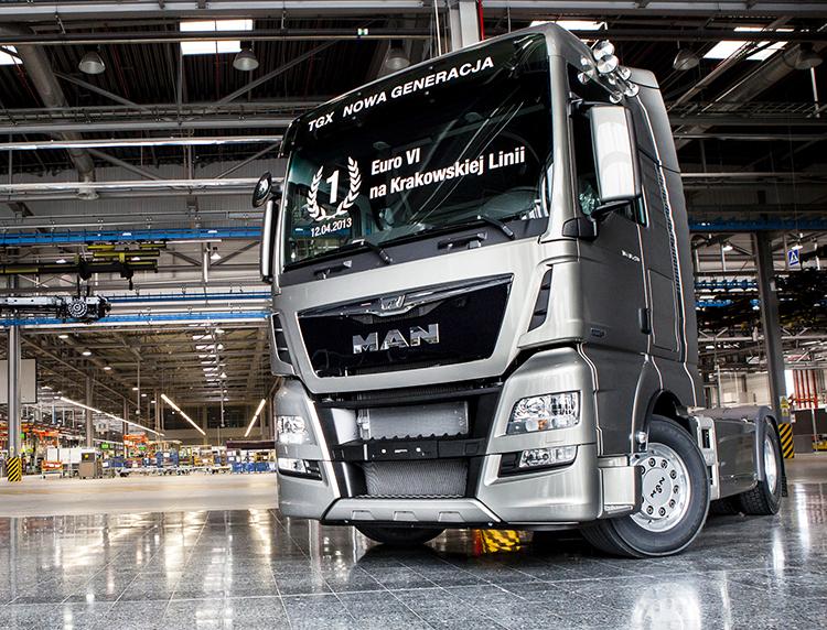 Сертификация тягачей и грузовиков без испытаний
