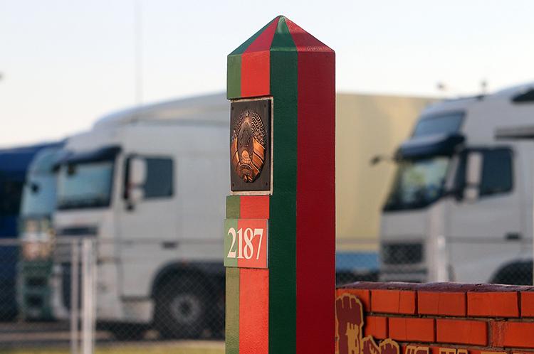 Белорусский транзит российских товаров