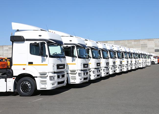 Рынок грузовиков просел. Но не у всех