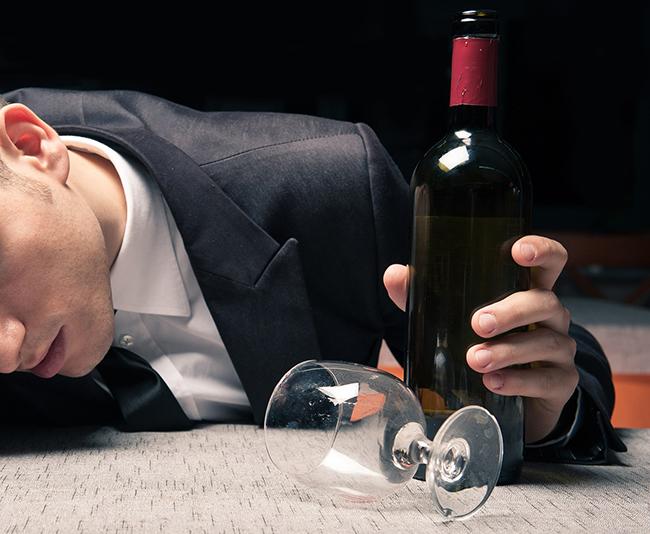 Степень опьянения разделят