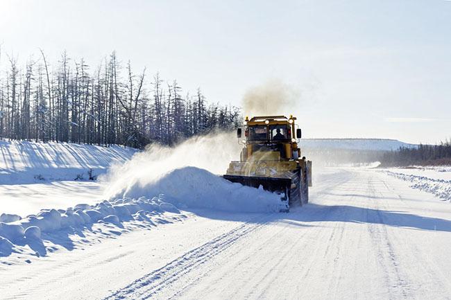 Платные дороги… на Крайнем Севере