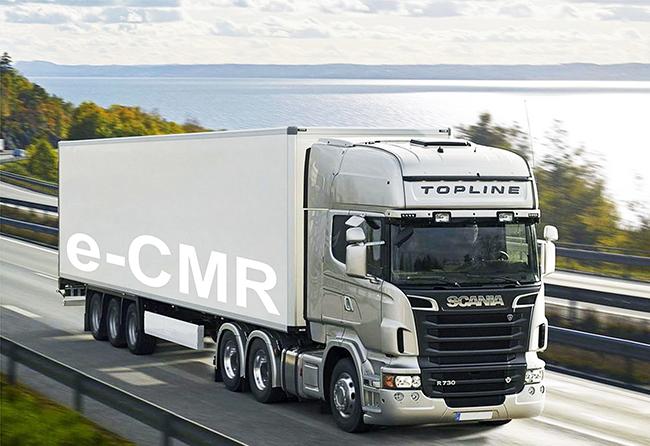 Теперь e-CMR и в Польше