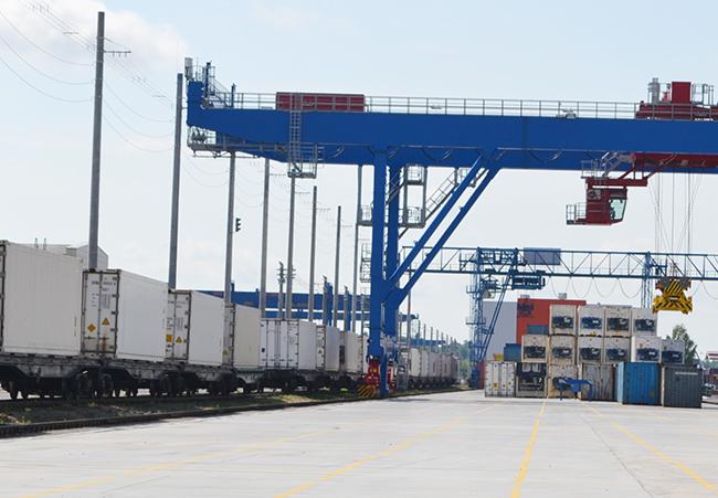 БЖД увеличила объем контейнерных перевозок