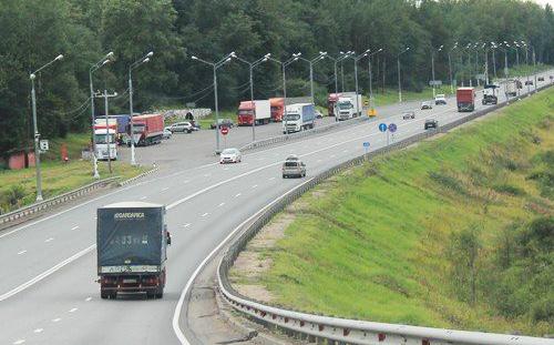 Трасса М1/Е30 будет реконструирована