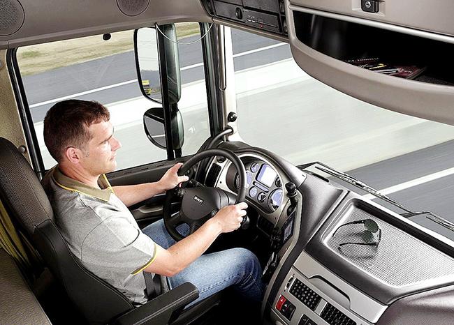 Отдых водителя в кабине: штраф в Дании увеличат в десять раз