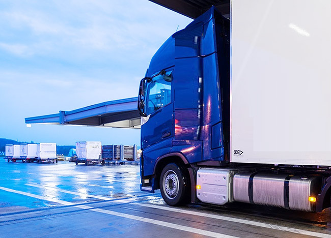 Система мониторинга автомобильных перевозок товаров в Польше