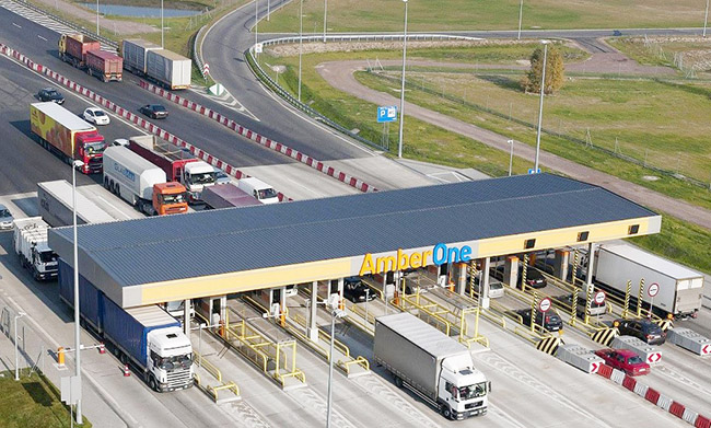 В Польше контроль оплаты дорог перейдет Национальной налоговой администрации