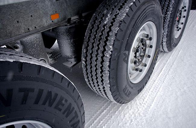 Зимние шины в Германии