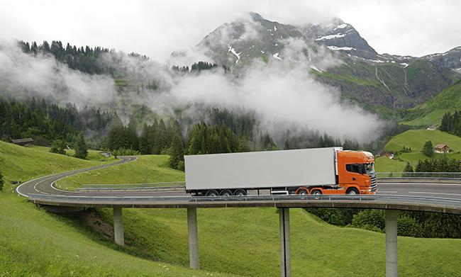 Въезд в Австрию по ЕКМТ только для Евро-6