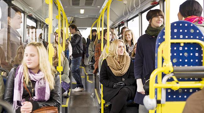 Пассажирские перевозки в Беларуси по итогам девяти месяцев