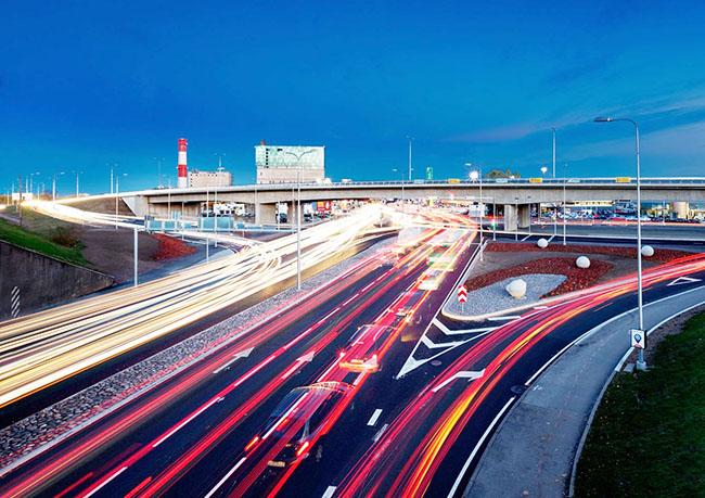 Развитие транспортной инфраструктуры России