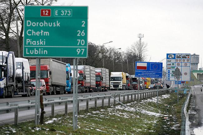 Россия и Польша согласовали контингент разрешений