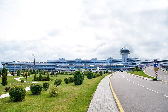 Указ по скоростному поезду в Национальный аэропорт Минск