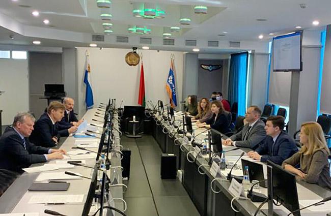 Переговоры России и Беларуси по вопросам международного автомобильного сообщения