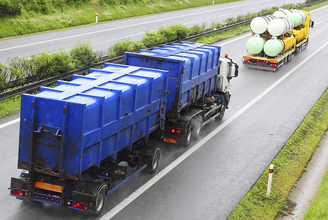 При трансграничном перемещении отходов в Польше