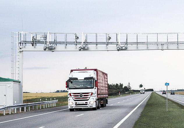 Летние ограничения на дорогах Беларуси
