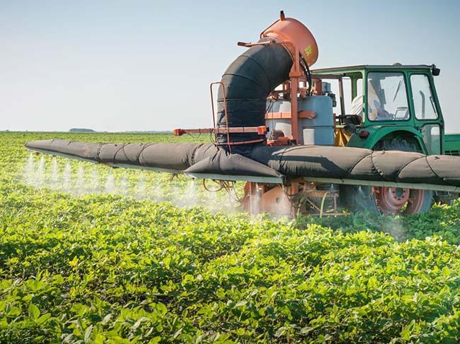 Ввоз пестицидов и агрохимикатов только через определенные пункты пропуска