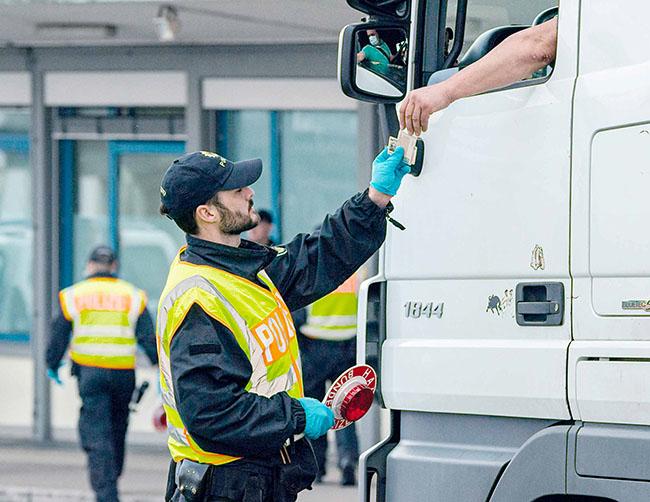 Новые требования для международных водителей в Словении