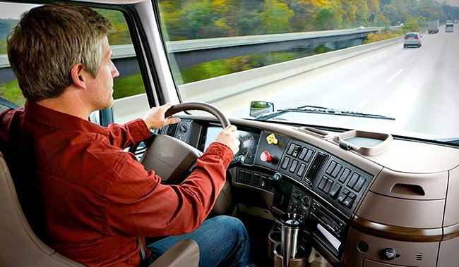 Дефицит водителей в Литве