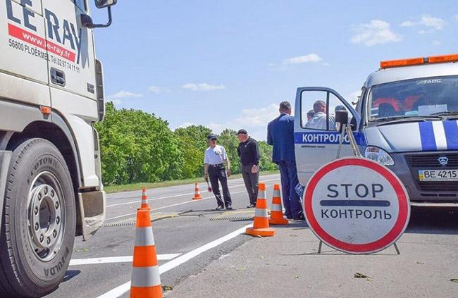 В Украине введут оплату за дороги с грузовиков